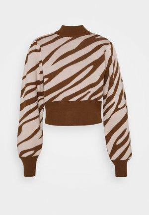 KAHVERENGI - Pullover - brown