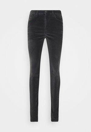 D-AMNY-Y - Jeans Skinny Fit - black