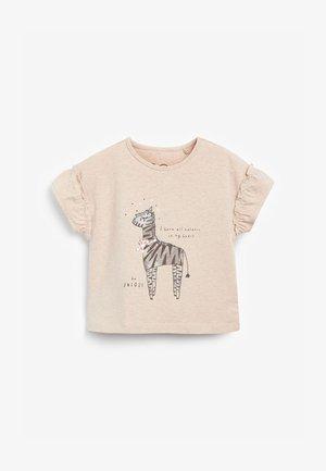CHARACTER - Print T-shirt - pink
