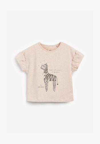 CHARACTER - T-shirt print - pink