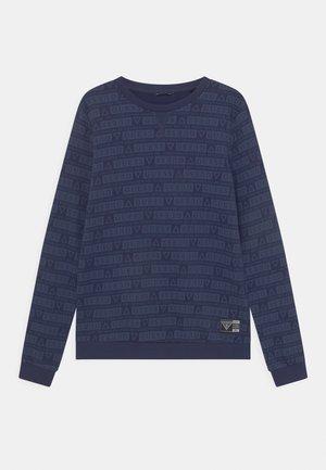 JUNIOR ACTIVE - Sweatshirt - bleu/deck blue