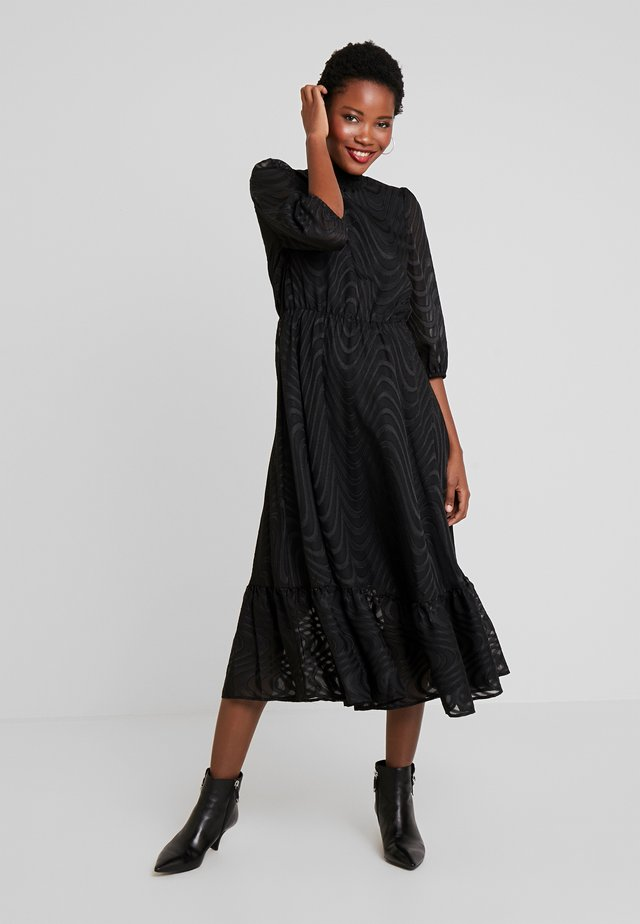 SUSAN DRESS - Day dress - pitch black