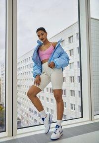 adidas Originals - BRA  - Topper - purple - 1