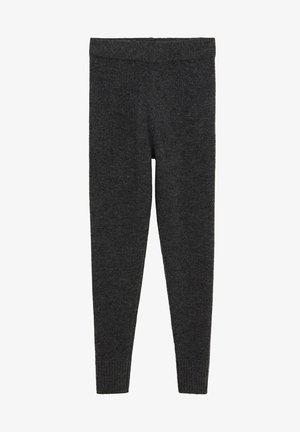 TALDORA - Leggings - Trousers - tmavě šedá vigore