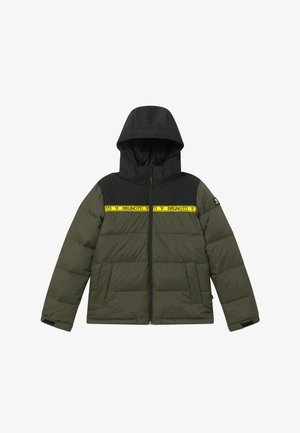 ROLF BOYS - Snowboard jacket - pine grey