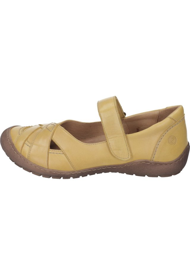 Sandals - gelb