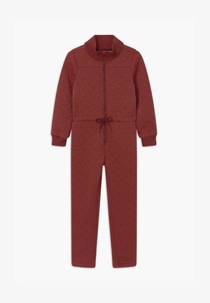 THERMO DAGMAR - Snowsuit - burgundy