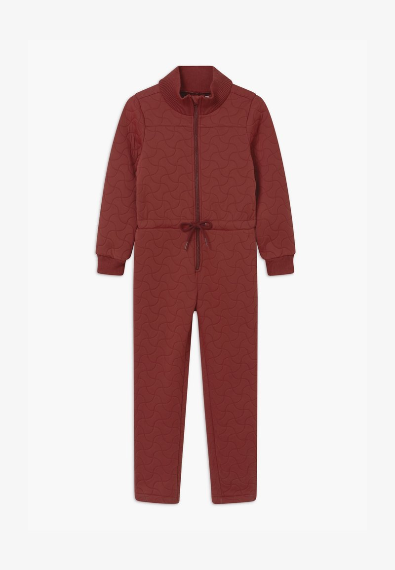 Wheat - THERMO DAGMAR - Snowsuit - burgundy