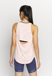 Nike Performance - AIR TANK - Sports shirt - washed coral - 2
