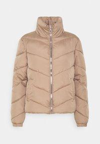 JDYFINNO SHORT PADDED JACKET - Winter jacket - burlwood