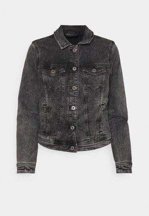 ONLTIA LIFE JACKET - Veste en jean - black