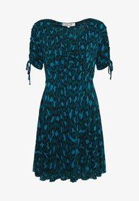 CARIN - Žerzejové šaty - simple evergreen