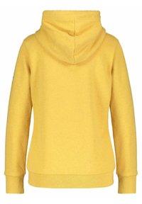 Superdry - Zip-up sweatshirt - gelb - 3
