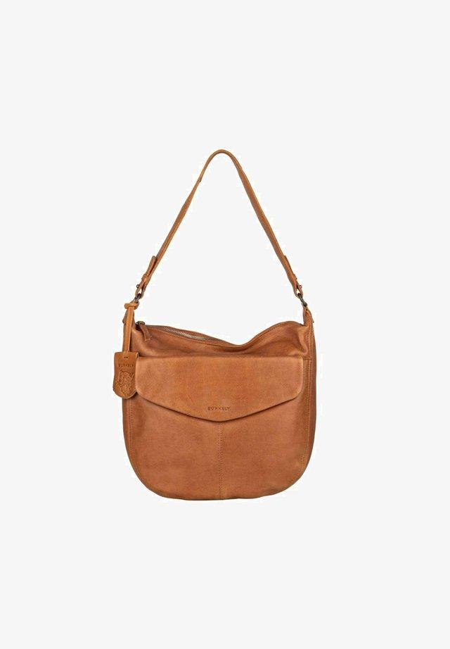 JACKIE  - Handbag - cognac