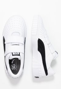 Puma - CALI - Trainers - white/black - 3