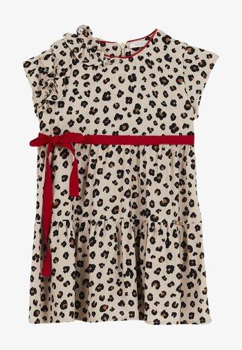 Day dress - dappled