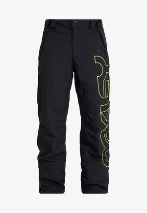 CEDAR RIDGE PANT - Snow pants - blackout
