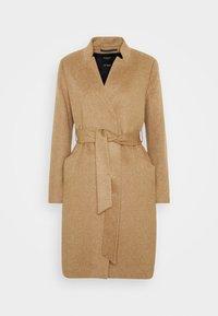 Selected Femme - SLFMELLA COAT - Classic coat - tigers eye - 6