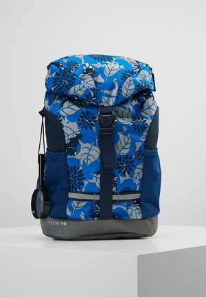 PECKI - Backpack - radiate blue