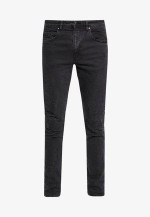 Jeans slim fit - shrapnel black