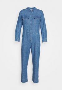 DRIFT AWAY - Jumpsuit - mid blue