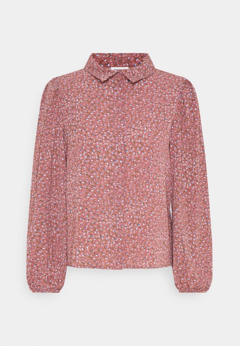 JDY - JDYPIPER - Skjorte - rose taupe
