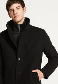 Jack & Jones - JJDUAL JACKET - Classic coat - black - 4