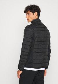 TOM TAILOR - HYBRID JACKET - Light jacket - black - 2
