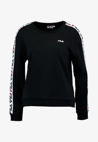 Fila - TIVKA CREW  - Sweatshirt - black - 4