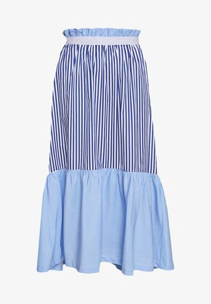 WHIP - Maxi skirt - blue