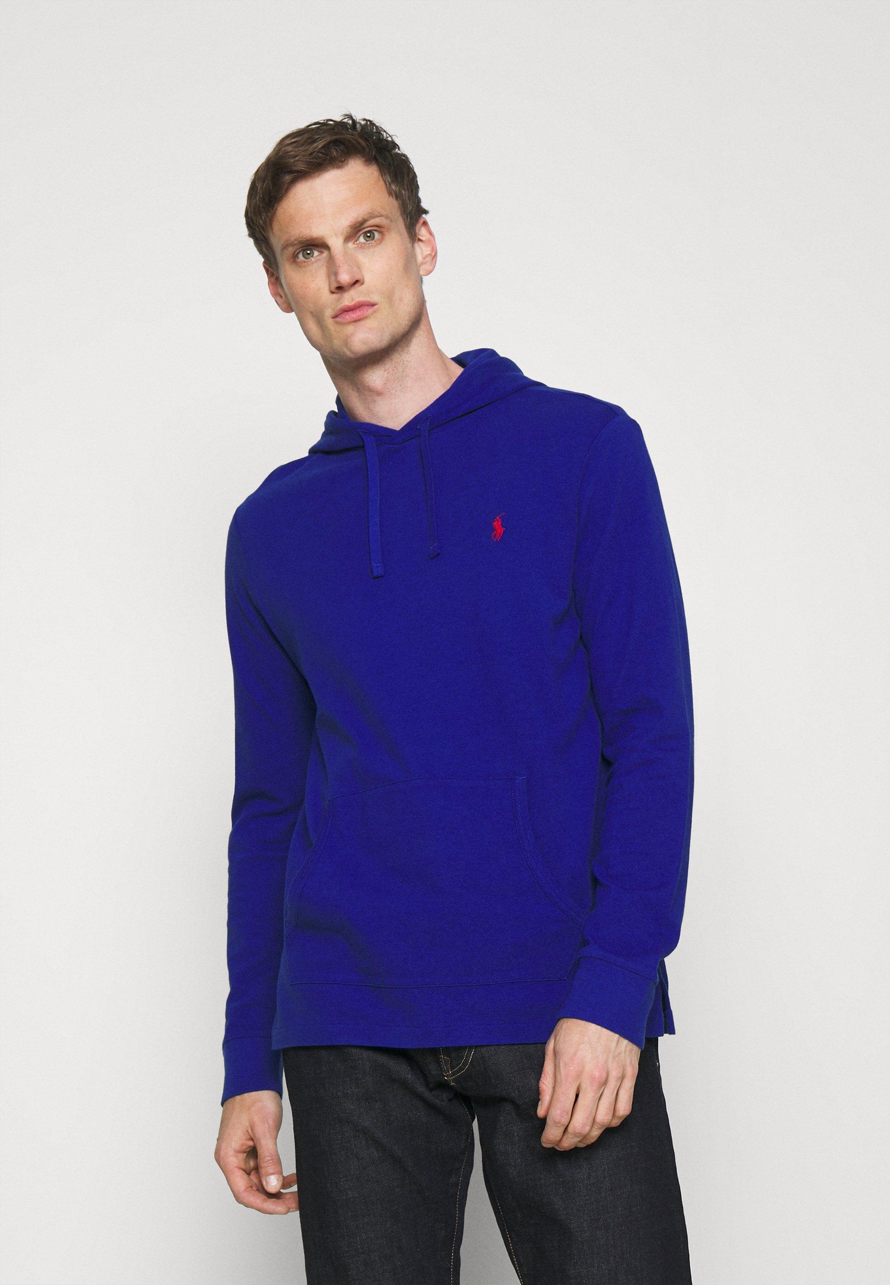 Men MESH HOODED T-SHIRT - Sweatshirt