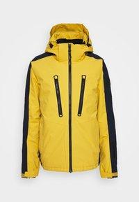 8848 Altitude - MOLINA - Ski jas - mustard - 6