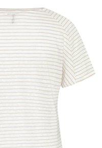 Cinque - Print T-shirt - sand - 3