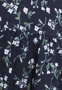Hollister Co. - SHORT DRESS - Jersey dress - navy - 2