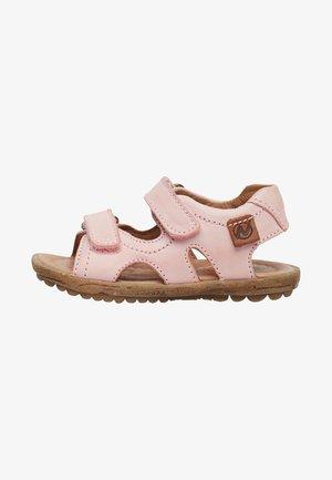 Walking sandals - pink
