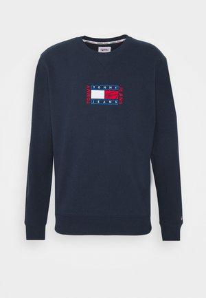 TIMELESS CREW  UNISEX - Sweatshirt - twilight navy