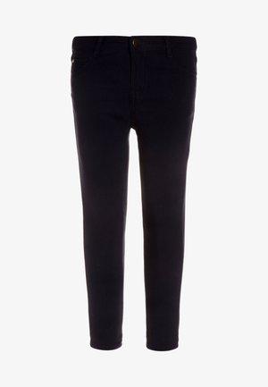 EMMIE STRETCH PANTS - Trousers - black iris