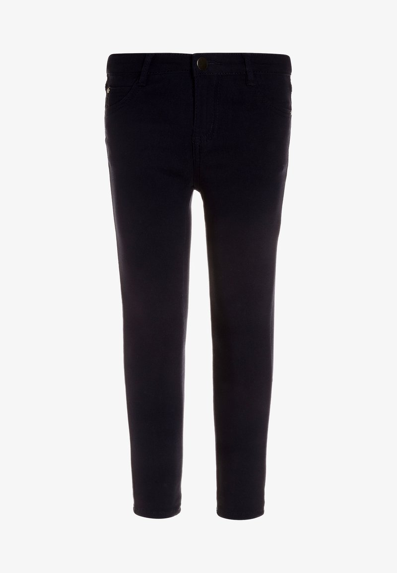 The New - EMMIE STRETCH PANTS - Trousers - black iris