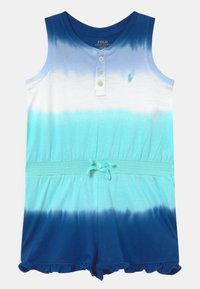 Polo Ralph Lauren - ONE PIECE ROMPER - Jumpsuit - blue ombre - 0