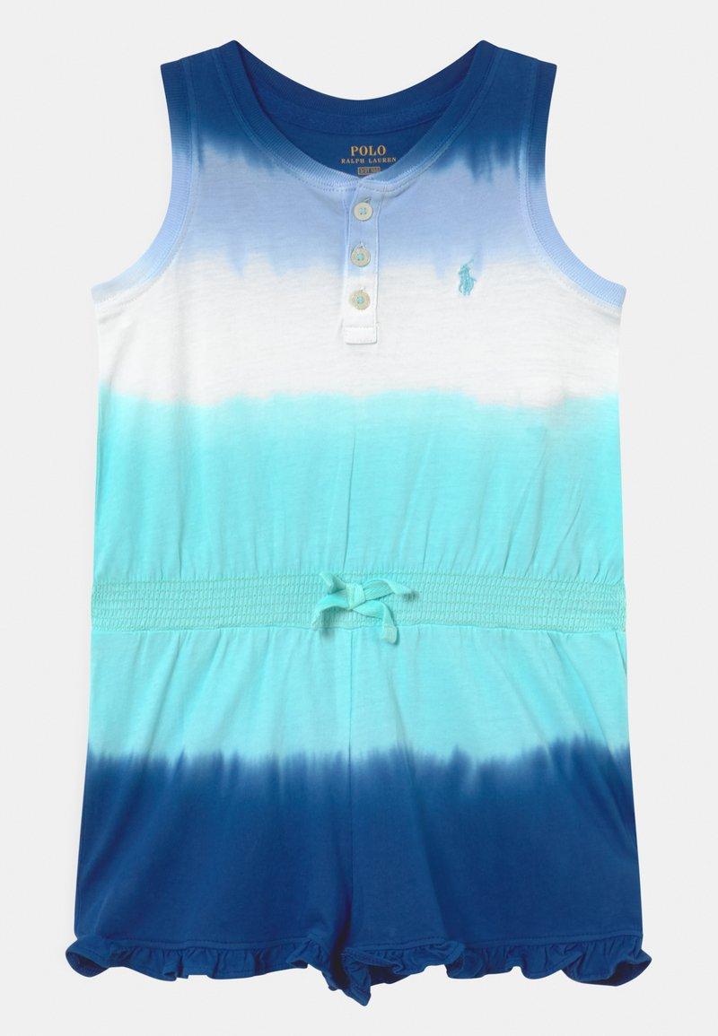 Polo Ralph Lauren - ONE PIECE ROMPER - Jumpsuit - blue ombre