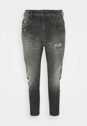 D-FAYZA-T - Relaxed fit jeans - washed black