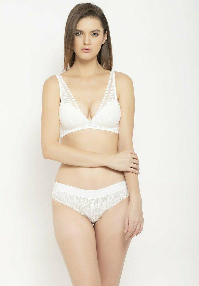 Beugel BH - white