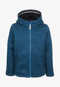 Elkline - LITTLE STRANGER - Fleece jacket - blueshadow - 0