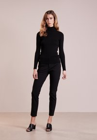 Lauren Ralph Lauren - TURTLE NECK - Svetr - polo black - 1