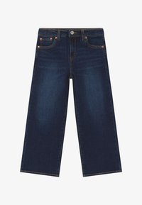 Levi's® - CROPPED WIDE LEG - Relaxed fit -farkut - dark-blue denim - 2