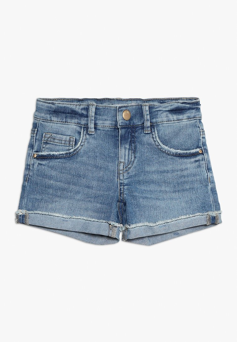 Name it - Shorts vaqueros - light blue denim