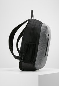 Under Armour - ROLAND  - Rucksack - graphite medium heather/black/white - 4
