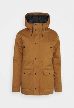 Winter coat - brown