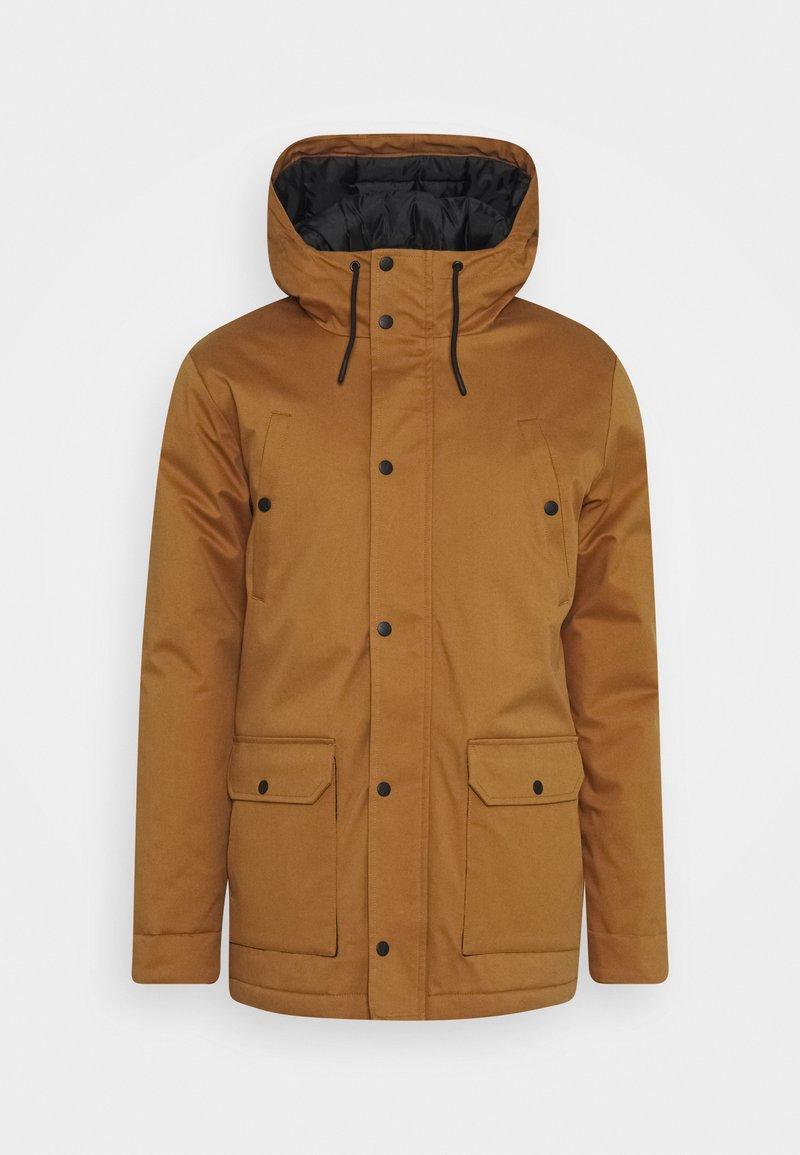 REVOLUTION - Winter coat - brown