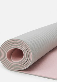 Casall - YOGA MAT POSITION 4MM - Fitness / Yoga - lucky pink/grey - 2